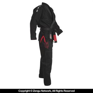 Gameness Pearl Black Gi